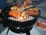BBQ at my new place...