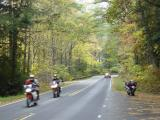 scenic byway. a hidden gem. bikers always wave.