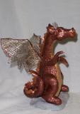 Full View of Dragon incense burner