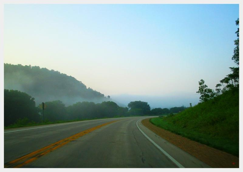 Highway 14 Eastbound