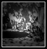Montpellier- ombres et lumière