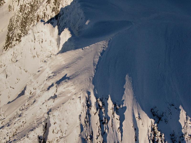 Eldorado, Summit Ridge From 10,000 (Eldorado021204-15adjDR.jpg)