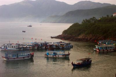 Harbor, Nha Trang, Vietnam, 2000