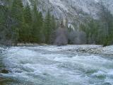 Merced River near Grizzly peak