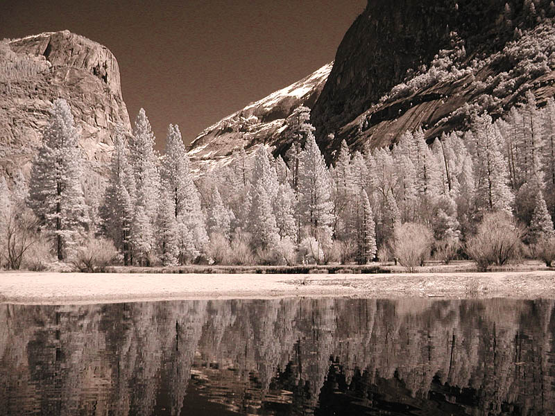 Mirror Lake (infrared)