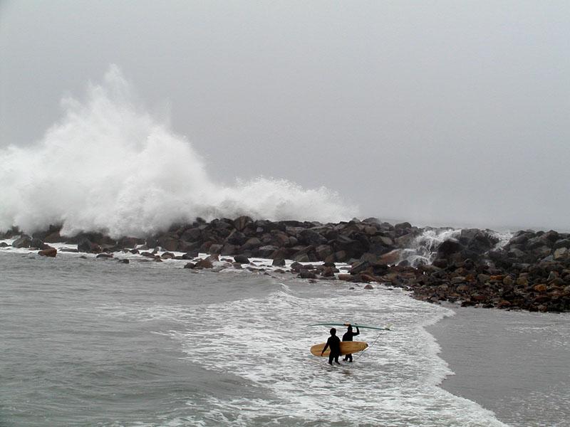 Any waves?