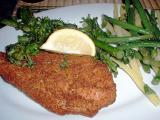 fish fry (recipe)