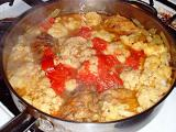 madras curry chicken (recipe)