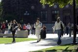 The Diag, University of Michigan