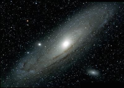M31 - The Andromeda Galaxy 15-Sep-2004