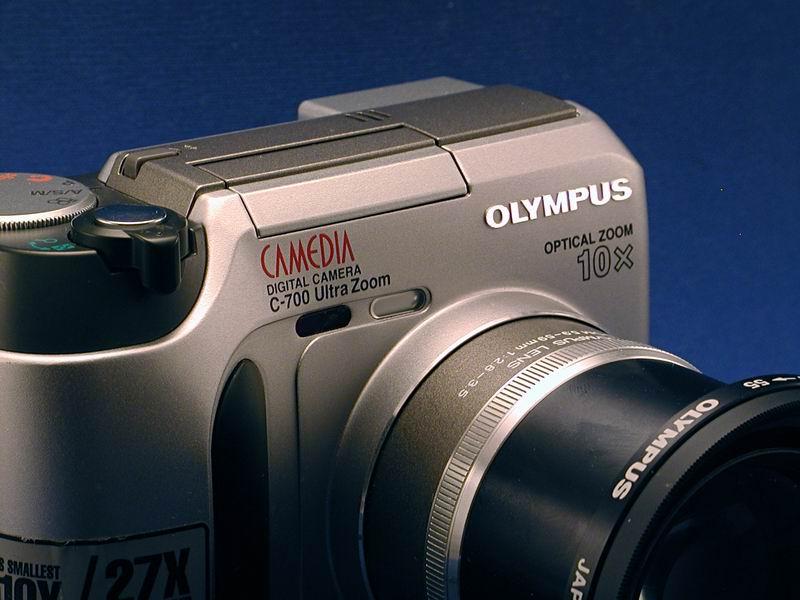 Olympus C-700