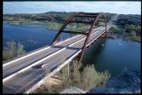 Another angle of the pennybacker bridge