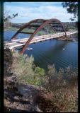 Pennybacker Bridge over Lake Travis, TX