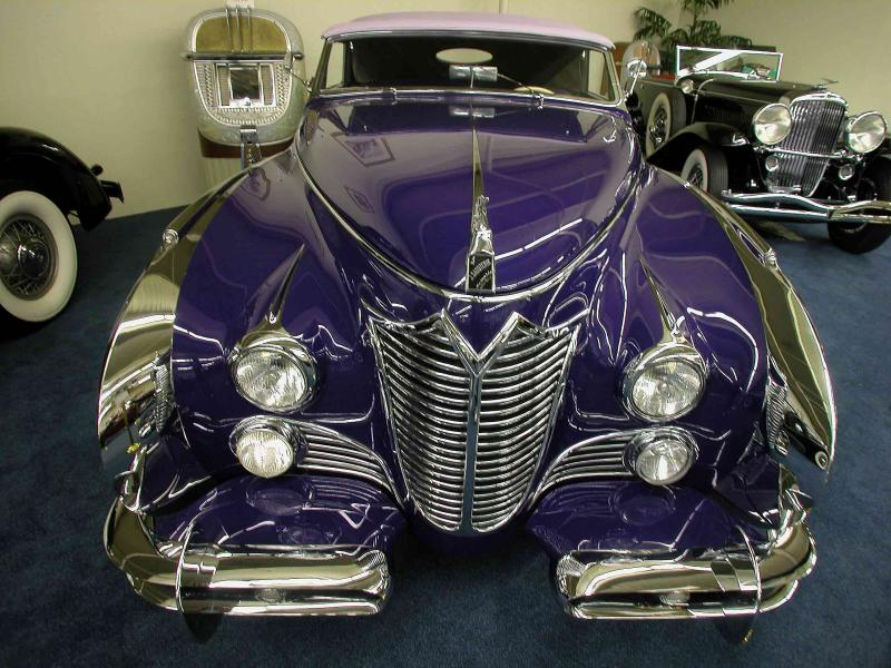 1948 Cadillac very special edition - Imperial Palace collection