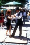 Tango in the streets of San Telmo