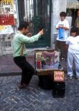 Puppet Master in San Telmo