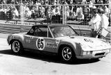 Ex-Kremer 914-6 GT s/n 914.043.0653 Porsche Factory built car