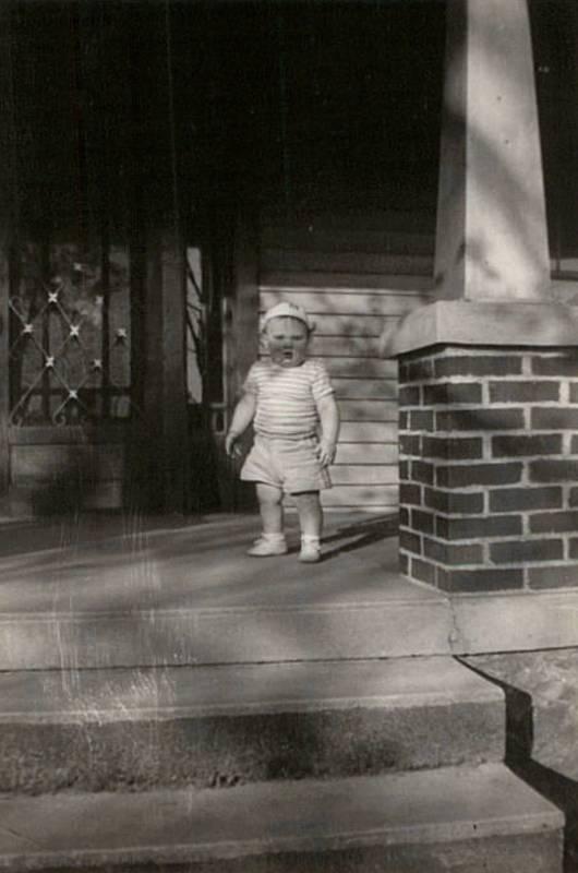 Steve Cavanah Union Hill,TN 1950