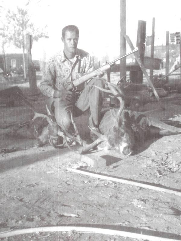 Clyde Vernon Waynick   New Mexico, 1950