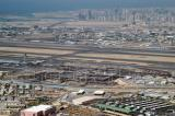 Terminal 3 construction site, Dubai International Airport