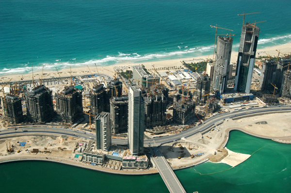 Jumeirah Beach Residence, Dubai Marina
