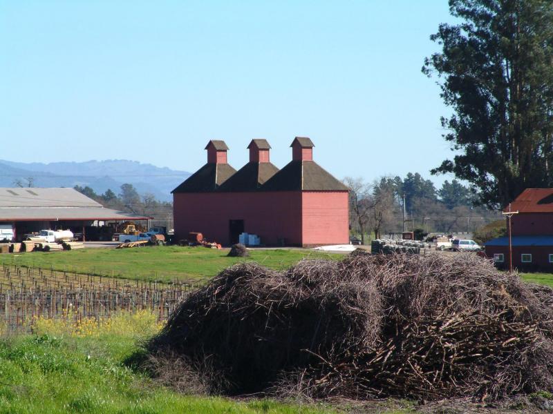 Hop Kiln Winery, Sonoma