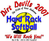 2001 Hard Rock Softball