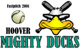 2001 Hoover Mighty Ducks
