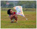 Arranging the Kite