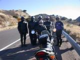 Roadside stretch while collecting Mr. Digi