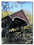 Flume Covered Bridge - No.39