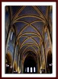 St Germain  multicoloured nave