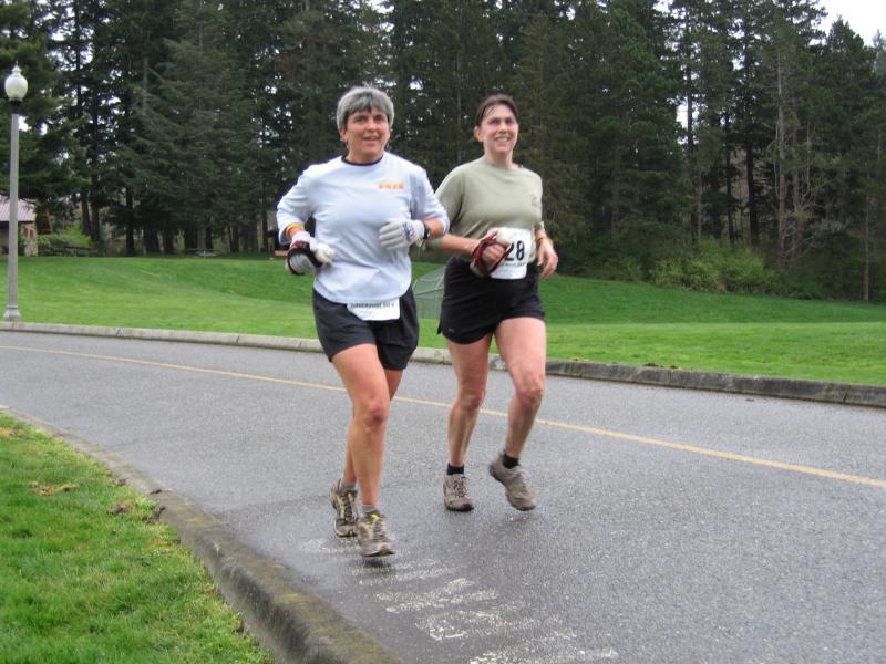 Carol Cuminale & Kathy Crompton