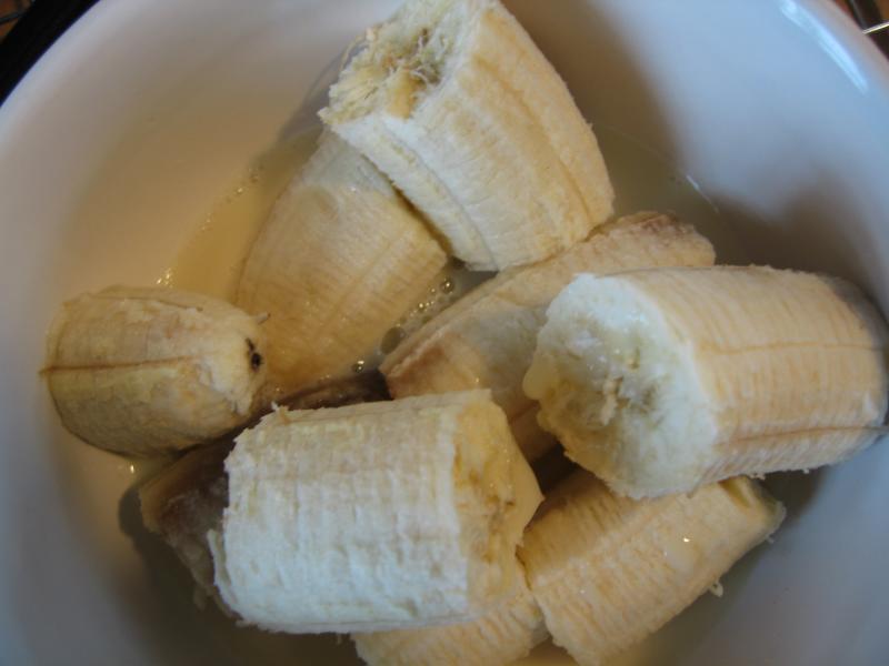 Bananas & Soy Milk