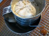 Sift Flour, Baking Powder & Baking Soda