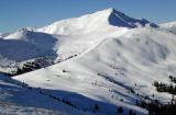 Skiing Copper