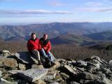 Highest point in West Virginia