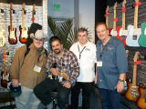 Johnny, Kid, Me and Mike