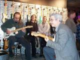 Greg Koch and Jimmy Bruno