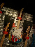 the one of a kind Eric Clapton Strat