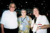 Big Al Andersen, me and Jon Sebastian
