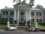 Elvis Presley's Graceland (August 2001)
