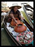 Floating Market in Amphawa 2005