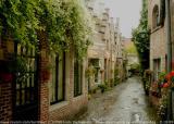 Turnhout (Belgium) Bloemekensgang