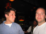 The Deaner and Big Perm Visit - 02.12.02