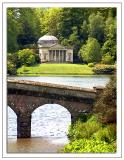 Bridge and temple, Stourhead (2344)