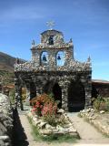 Juan Felix Sanchez chapel