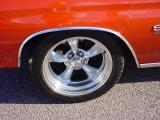SS 454 Chevelle wheel