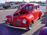 1940 Plymouth 4 door