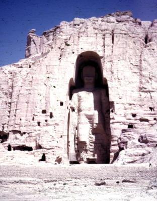 Close up of Buddha Statue